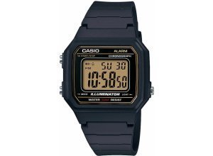 Casio Collection Chronograph »W-217H-9AVEF«, schwarz