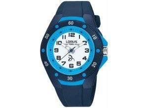 LORUS Quarzuhr »R2365LX9«, blau
