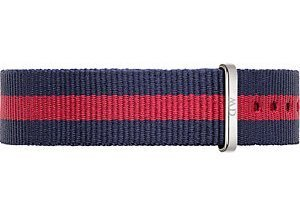 Daniel Wellington Uhrenarmband Textil Oxford DW00200046