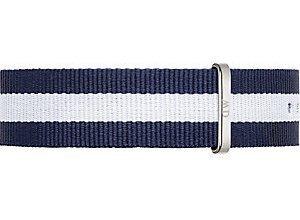 Daniel Wellington Uhrenarmband Textil Glasgow DW00200018