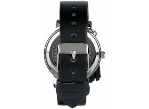 Heine Armbanduhr mit kleiner Quaste, schwarz