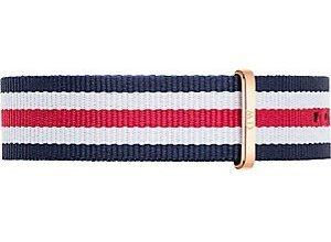 Daniel Wellington Uhrenarmband Textil Canterbury DW00200002