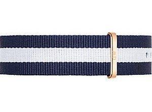 Daniel Wellington Uhrenarmband Textil Glasgow DW00200004