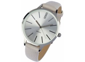 Heine Armbanduhr, grau