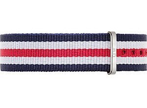 Daniel Wellington Uhrenarmband Textil Canterbury DW00200051
