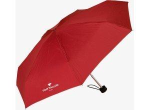 Taschen-Regenschirm, Unisex, red, Größe: OneSize