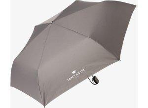 Taschen-Regenschirm, Unisex, anthra, Größe: OneSize