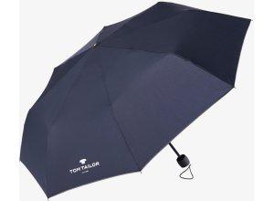 klassischer Regenschirm, Unisex, dark blue, Größe: OneSize