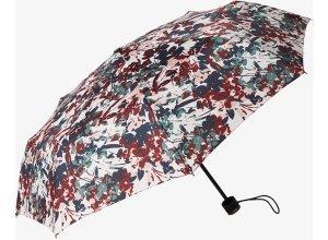 Taschen-Regenschirm, Unisex, floral camouflage, Größe: OneSize