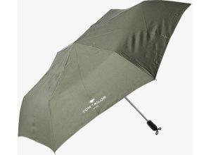 Taschen-Regenschirm, Unisex, forest green, Größe: OneSize