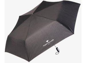 Taschen-Regenschirm, Unisex, black, Größe: OneSize