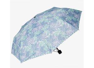 gemusterter Taschen-Regenschirm, Unisex, jungle, Größe: OneSize