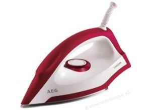 AEG Bügeleisen LB 1300 Perfect rot, Trockenbügeleisen, 1300 Watt