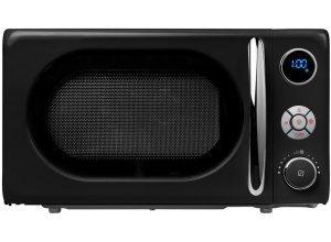 MEDION® Mikrowelle im Retro-Design »MD 18028«, schwarz