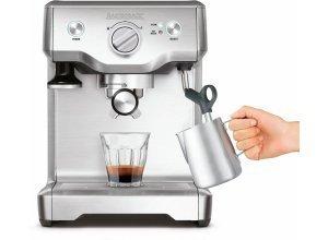 Gastroback Espressomaschine Advanced S 42609, silberfarben