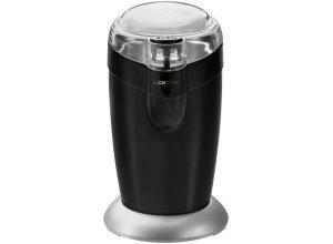 Clatronic Elektrische Kaffeemühle mit Edelstahlmesser, 120 Watt »KSW 3306 S«, schwarz