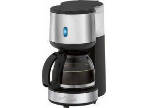 PROFI COOK Filterkaffeemaschine PC-KA 1121, 0,6l Kaffeekanne, 1x4, silberfarben