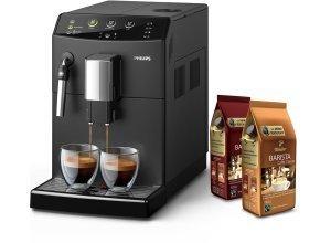 ´´Philips HD8827/01 3000 Serie Kaffeevollautomat, schwarz (inkl. Gratis-Kaffee)´´