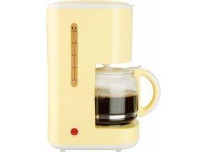 bestron Filterkaffeemaschine ACM300EVV, 1,5l Kaffeekanne, Permanentfilter 1x4, natur