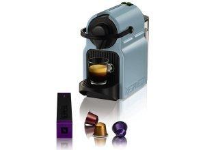 Nespresso Kapselmaschine NESPRESSO Inissia XN1004, blau