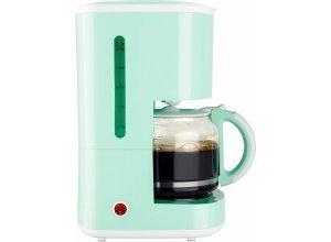 bestron Filterkaffeemaschine ACM300EVM, 1,5l Kaffeekanne, Permanentfilter 1x4, grün