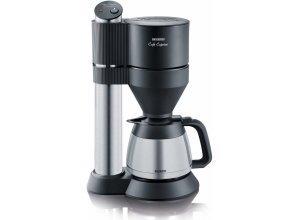 Severin Filterkaffeemaschine Café Caprice KA 5743, 1l Kaffeekanne, Papierfilter 1x4, schwarz