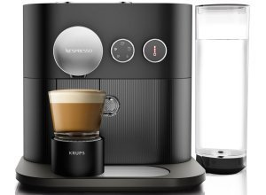 Nespresso Kapselmaschine NESPRESSO XN6008 Expert, schwarz