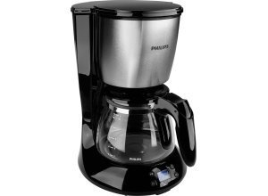 Philips Filterkaffeemaschine HD7459/20 Daily Collection, 1,2l Kaffeekanne, schwarz