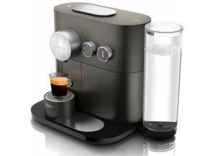 Nespresso Kapselmaschine NESPRESSO Expert EN350.G, grau