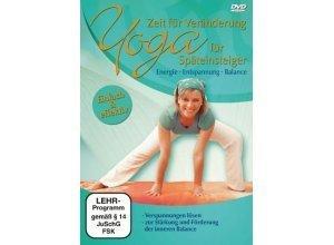 DVD »Yoga für Späteinsteiger«