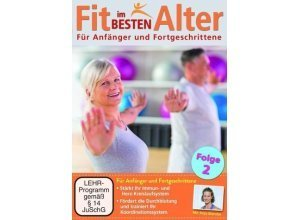 DVD »Fit im besten Alter - Für Anfänger und...«