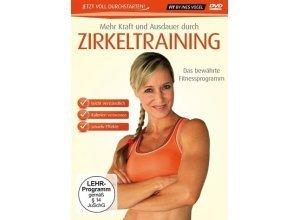 DVD »Mehr Kraft und Ausdauer durch Zirkeltraining«