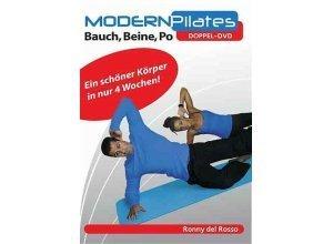 DVD »Modern Pilates - Bauch, Beine, Po (2 DVDs)«