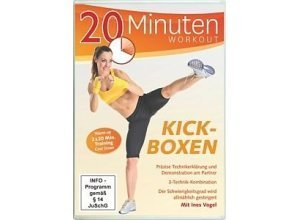 DVD »20 Minuten Workout - Kickboxen«