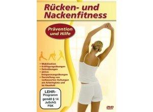 DVD »Rücken- und Nackenfitness«