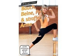 DVD »Bauch, Beine, Po & straffe Arme«