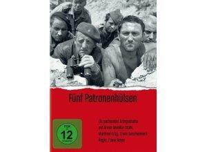 DVD »Fünf Patronenhülsen«