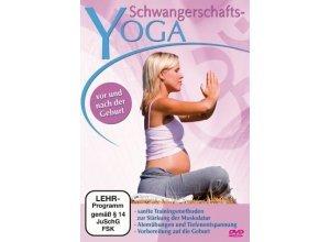 DVD »Schwangerschaftsyoga«