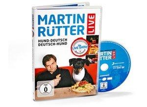 ´´DVD »Martin Rütter Live: Hund–Deutsch / Deutsch–Hund«´´