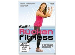 DVD »Easy Rücken Fitness«