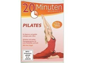 DVD »20 Minuten Workout - Pilates«