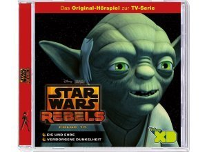 Kiddinx Hörbücher CD »Star Wars Rebels - Folge 15«