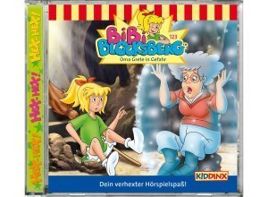 Kiddinx Hörbücher CD »Bibi Blocksberg - Oma Grete in Gefahr (123)«