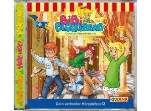 Kiddinx Hörbücher CD »Bibi Blocksberg - Chaos im Hexeninternat (122)«