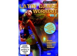 DVD »Latin Dance Workout Vol. 2«