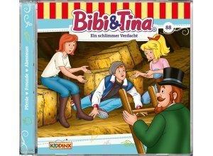 Kiddinx Hörbücher CD »Bibi und Tina - Ein schlimmer Verdacht (88)«