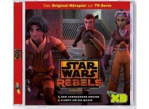 Kiddinx Hörbücher CD »Star Wars Rebels - Folge 16«