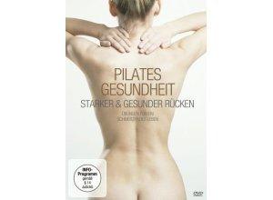 DVD »Pilates Gesundheit - Starker & gesunder Rücken«