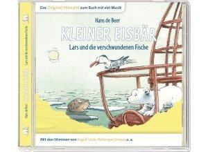 Kiddinx Hörbücher CD »Kleiner Eisbär - Lars und die verschwundenen Fisch«