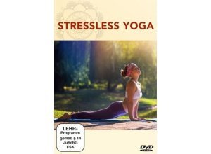 DVD »Stressless Yoga«